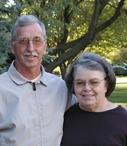 Dick and Loretta Stoughton
