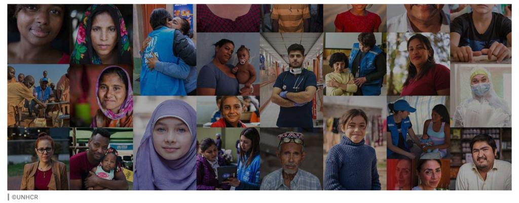 UN Refugee Photos